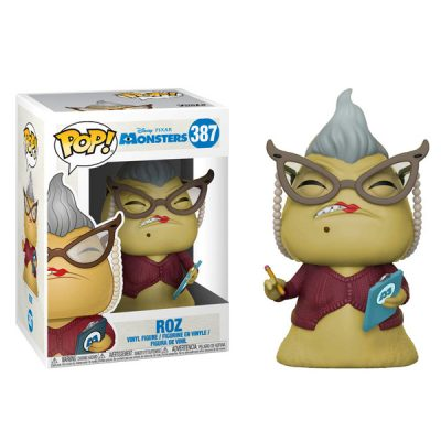 Monster Inc POP Roz | Double Project