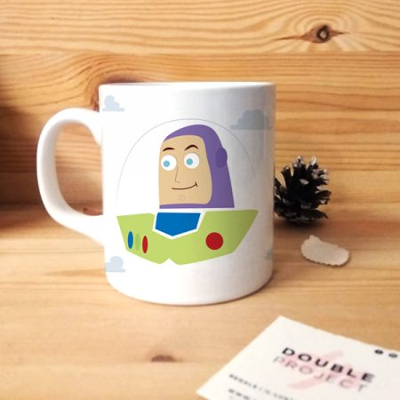 Taza You've got a friend in me 2 | Double Project