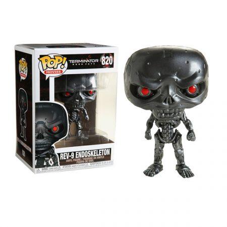 Terminator Dark Fate POP Rev-9 Endoskeleton | Double Project
