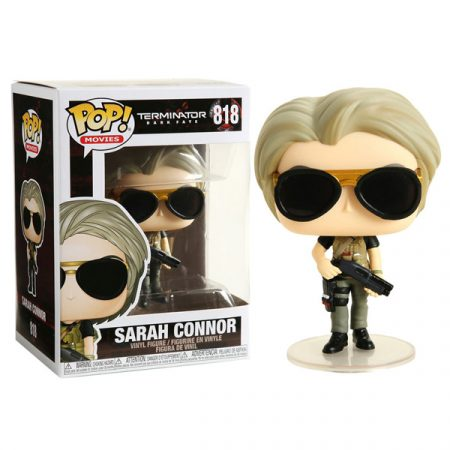 Terminator Dark Fate POP Sarah Connor | Double Project