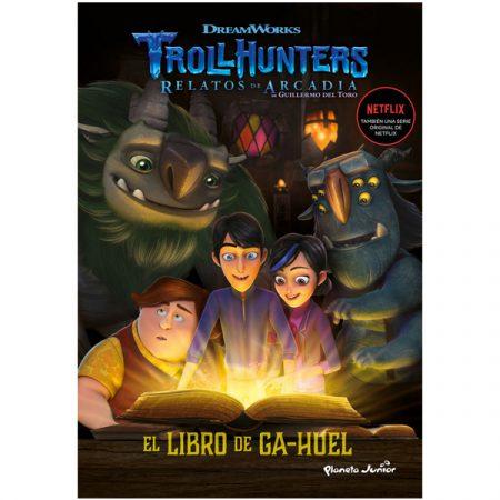LLibro Trollhunters relatos de Arcadia 3 El libro de Ga-Huel | Double Project