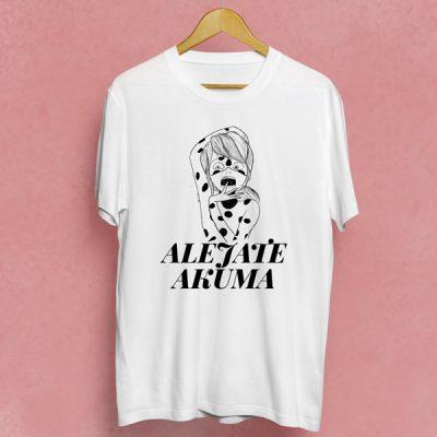 Camiseta Aléjate Akuma | Double Project