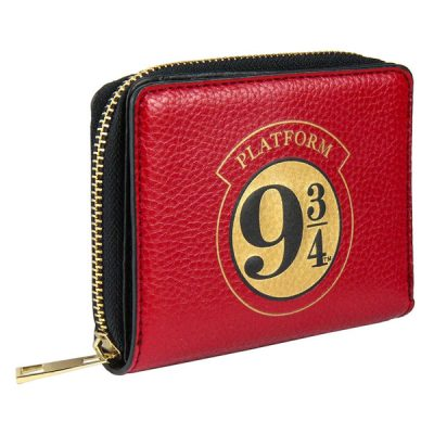 Harry Potter Cartera Platform 9 3/4