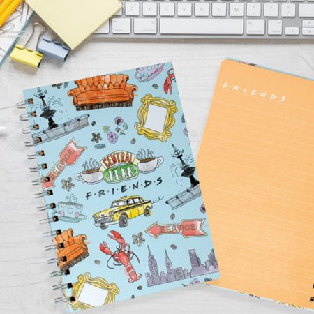 Friends Cuaderno A5 Friends | Double Project