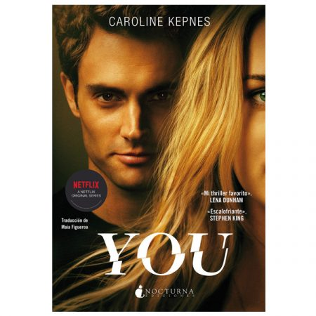 YOU, novela Caroline de Kepnes   Double Project