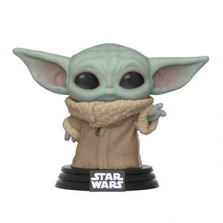 Star Wars The Mandalorian POP Baby Yoda