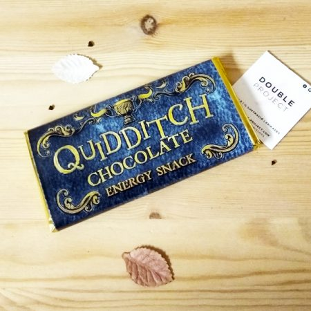 Harry potter Tableta Chocolate Quidditch | Double Project