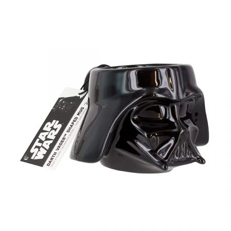 Taza cerámica 3d Darth Vader Star Wars | Double Project