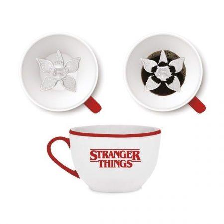 Stranger Things Taza 3d Demogorgon | Double Project