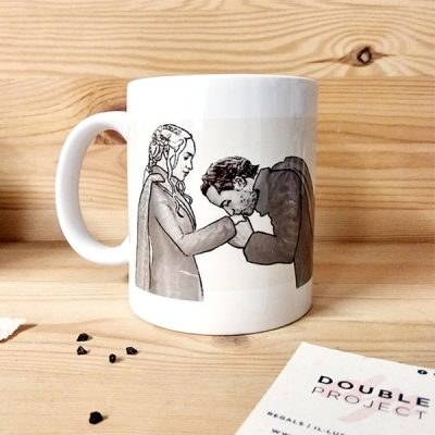 Taza Daenerys & Jorah | Double Project