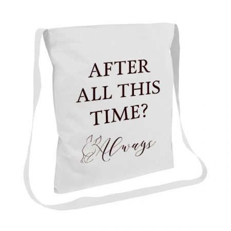 Tote bag con asas largas After All This Time | Double Project
