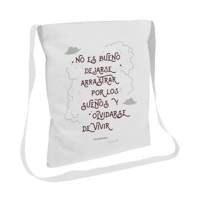 Tote bag con asas largas After All This Time 2 | Double Project