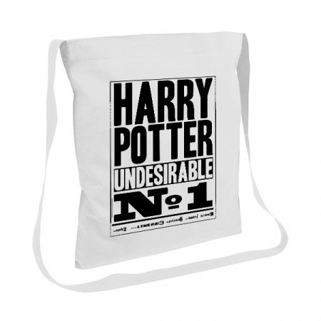 Tote bag con asas largas Harry Potter undiserable n 1 | Double Project