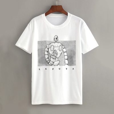 Camiseta Laputa | Double Project