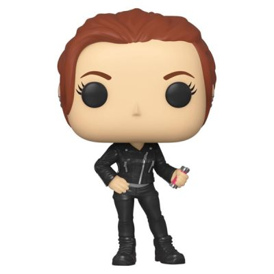 Marvel Black Widow Funko POP Black Widow (Street) | Double Project