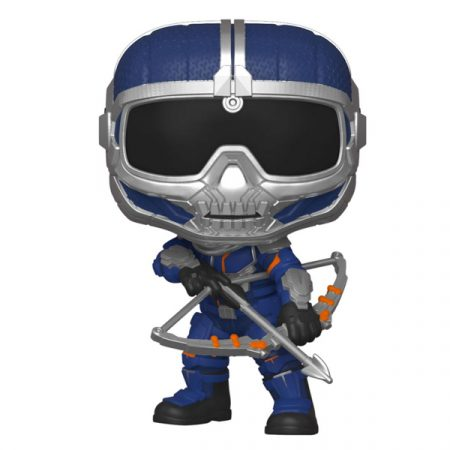 Marvel Black Widow Funko POP Taskmaster with Bow | Double Project