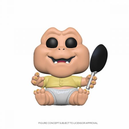 Dinosaurios Funko POP Baby Sinclair | Double Project