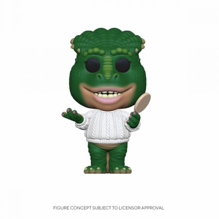 Dinosaurios Funko POP Baby Sinclair | Double Project