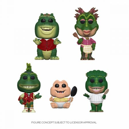Dinosaurios Funko POP Pack   Double Project