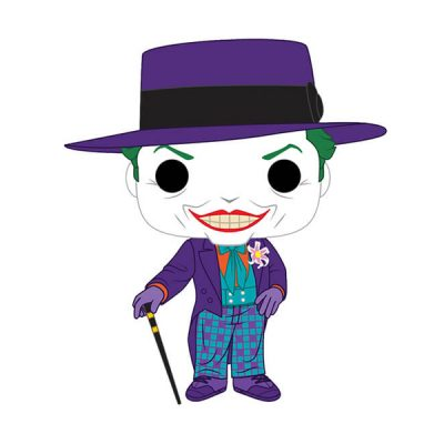 DC Comics Batman 1989 Funko POP Joker | Double Project