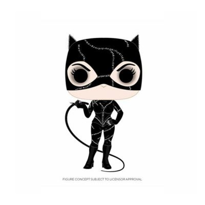 DC Comic Batman Returns Funko POP Catwoman | Double Project