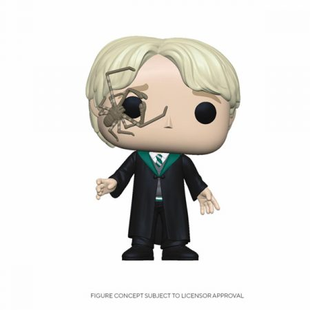 Harry Potter Funko POP Malfoy with Whip Spider | Double Project