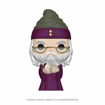 Harry Potter Funko POP Dumbledore with Baby Harry | Double Project