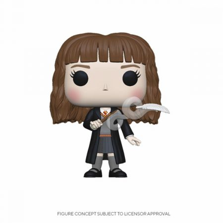 Harry Potter Funko POP Hermione with Feather   Double Project