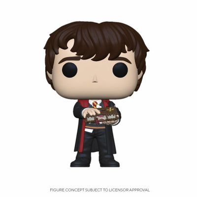 Harry Potter Funko POP Neville with Monster Book | Double Project