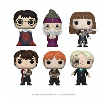 Harry Potter Funko POP Pack | Double Project