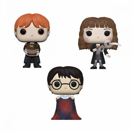 Harry Potter Funko POP Trio Pack | Double Project