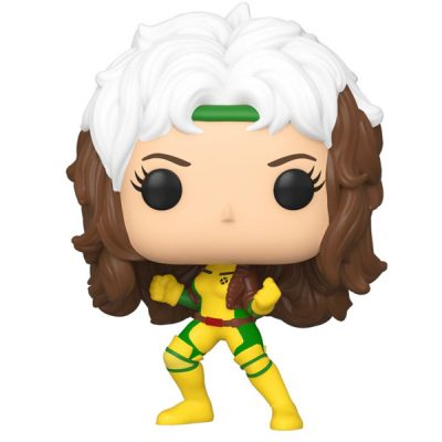 Marvel Comics Funko POP Rogue | Double Project