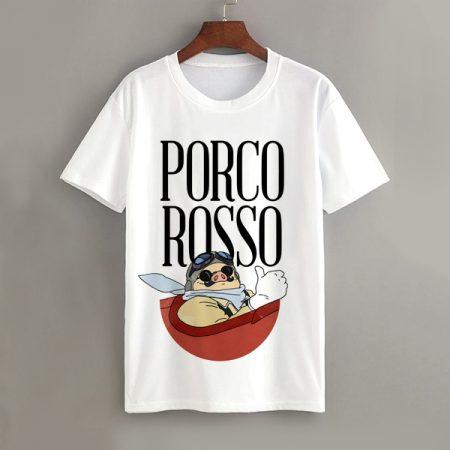 Camiseta Porco Rosso | Double Project