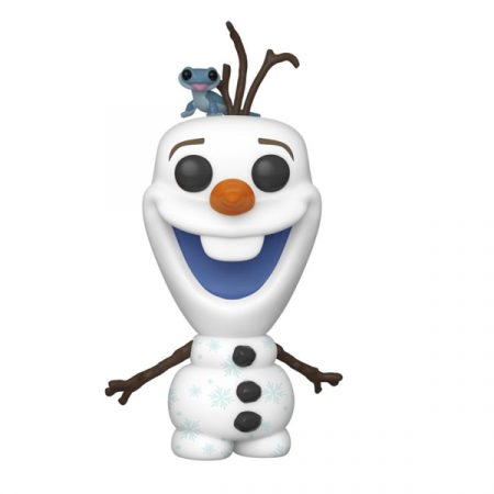 Disney Frozen 2 POP Olaf & Bruni | Double Project