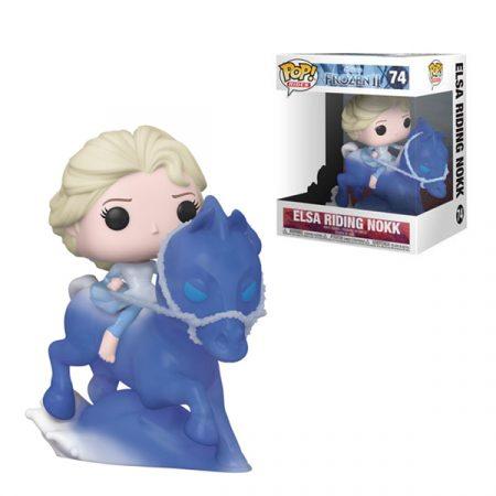Disney Frozen 2 POP Rides Elsa Riding Nokk | Double Project