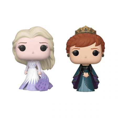 Disney Frozen 2 POP Elsa & Anna | Double Project