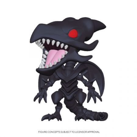 Yu-Gi-Oh! Funko POP Red-Eyes Black Dragon | Double Project