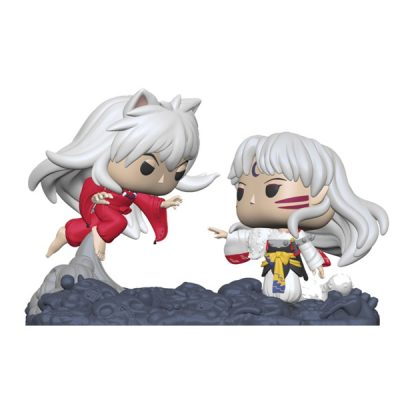 Inuyasha Funko POP Moment Inuyasha & Shesshomaru | Double Project