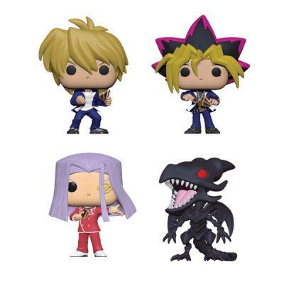 Yu-Gi-Oh! Funko POP Pack Total | Double Project