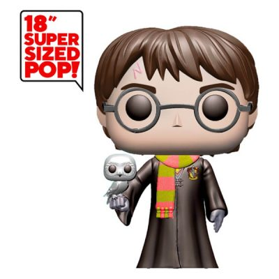 Harry Potter Funko Super Sized POP Harry Potter | Double Project