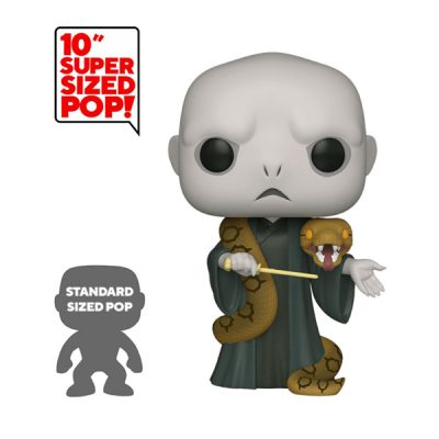 Harry Potter Funko Super Sized POP Voldemort | Double Project