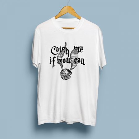 Camiseta Catch me if you Can | Double Project