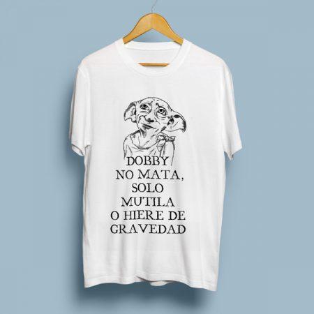 Camiseta Dobby no mata | Double Project