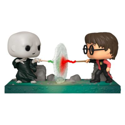 Harry Potter Funko POP Moment Harry Potter vs Voldemort | Double Project
