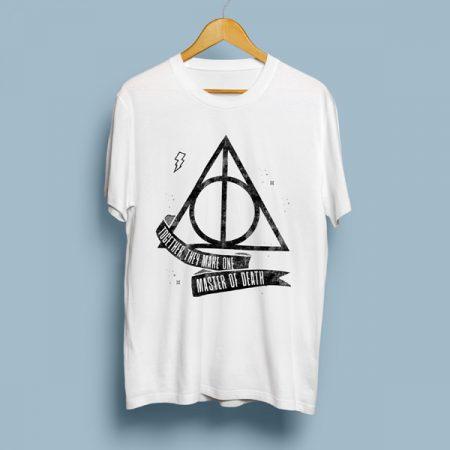 Camiseta Reliquias de la muerte | Double Project