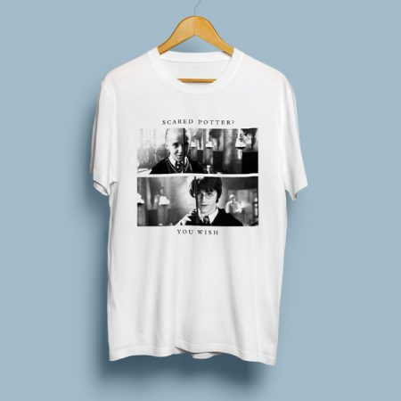 Camiseta Scared Potter? | Double Project
