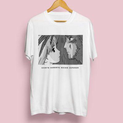 Camiseta Siento haberte hecho esperar | Double Project