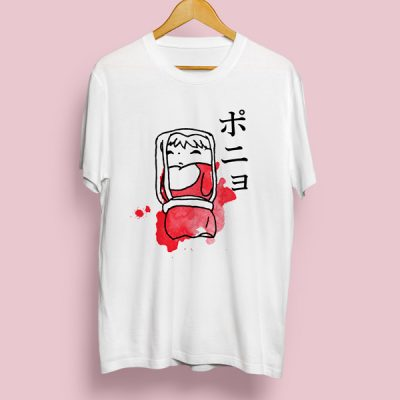 Camiseta Ponyo embotellada | Double Project