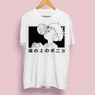 Camiseta Ponyo and Sosuke | Double Project