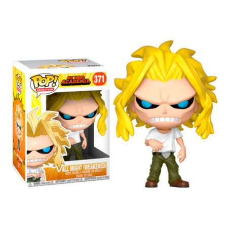 My Hero Academia Funko POP All Might Weakend | Double Project